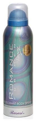 Rasasi Deodorant Body Spray - RoMence Forever For Men 200 ml