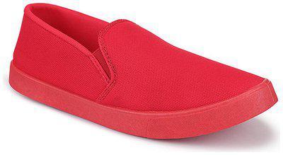 Birde Men Red Casual Shoes