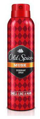 Old Spice Deodorant Body Spray Musk 150 ml