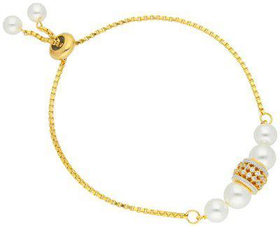 Sri Jagdamba Pearls Beloved Pearl Bracelet