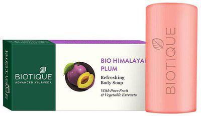 Biotique Himalayan Plum Body Cleanser 150 gm