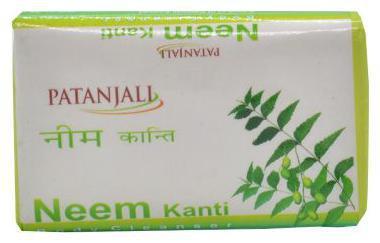 Patanjali Neem Kanti - Body Cleanser 75 gm