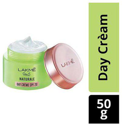 Lakme Creme - 9 To 5 Naturale Day SPF 20, 50g