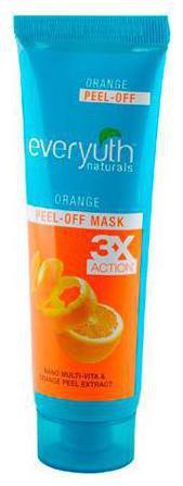 Everyuth Orange Peel Off 90 gm