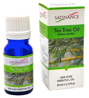 Satinance Essential Oil - Tea Tree 10 ml