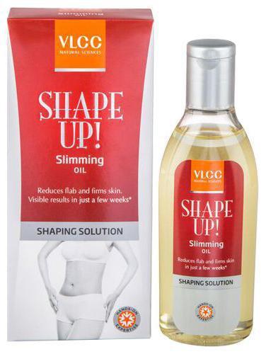 Vlcc Shape Up Body Sculpting Cellulite Reduction Oil 100 gm