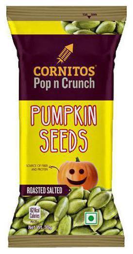 Cornitos Pumpkin Seeds - Roasted 30 g