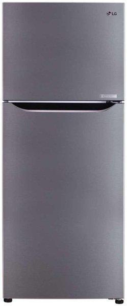 LG 260 L 3 star Frost free Refrigerator - GL-C292SPZY , Shiny steel