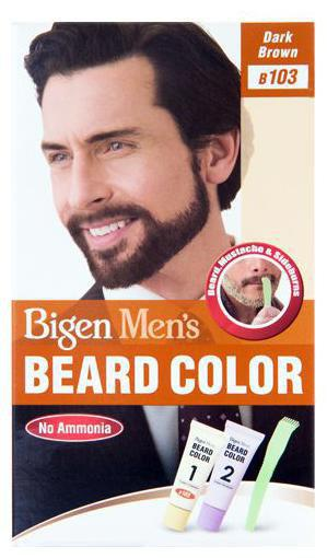 Bigen Beard Colour - Dark Brown For Men  (Beard Color B103 20 g plus Beard colour 20 g) 40 g