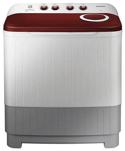 Samsung 7.5 kg Semi Automatic Top Load Washing machine - WT75M3000HP/TL , Grey