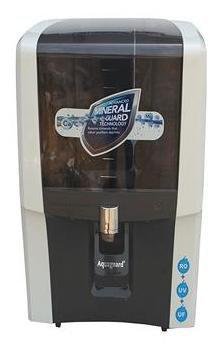Eureka Forbes Aquaguard Enhance 6 L Ro plus Uv plus Uf plus Mtds Water Purifier (White & Black)