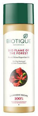 BIOTIQUE Expertise Hair Oil - Bio Flame of the Forest 120 ml