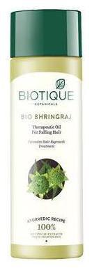 BIOTIQUE Therapeutic Hair Oil - Bio Bhringraj 120 ml