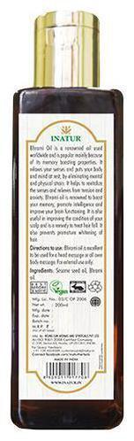 INATUR Brahmi Oil 200 ml