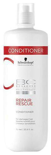 Schwarzkopf Professional Bonacure Repair Rescue Reversilane  Conditioner 1 L