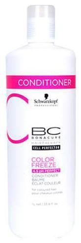 Schwarzkopf Professional Bonacure Color Freeze Conditioner 1 L