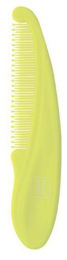 Mee Mee Easy Grip Baby Comb - Green 1 pc