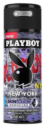 Playboy Newyork Deodorant Spray 150 ml
