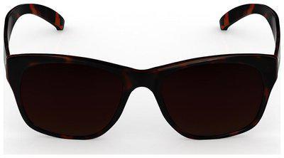 Fastrack Polarized lens Rectangular Frame Sunglasses for Men , 1