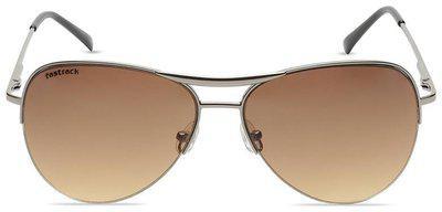 Fastrack Polarized lens Aviator Sunglasses for Women