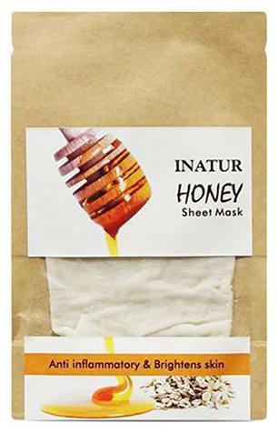 INATUR Honey Sheet Mask 38 gm
