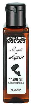 Singh Styled Beard Oil - For Growth, Maintain & Repair 30 ml