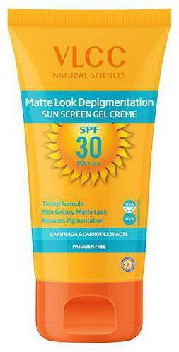 Vlcc Matte Look Spf 30 Sun Screen Gel Creme 100 g