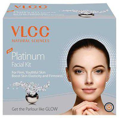 Vlcc Platinum Facial Kit 60 g