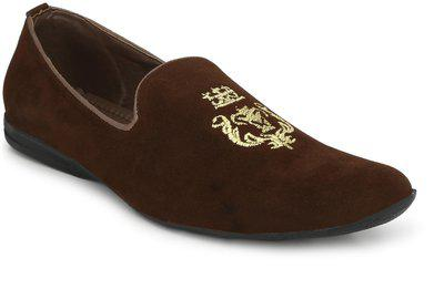 Eego Italy Elegant Loafers Brown
