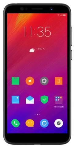 Lenovo A5 3 GB 32 GB Black