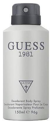 Guess 1981 Deodorant Spray 150 ml
