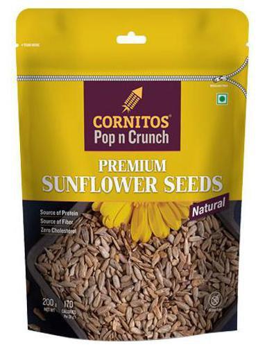 Cornitos Sunflower Seeds - Raw 200 g