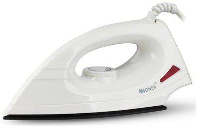 Monex Normal Dry Iron (White)