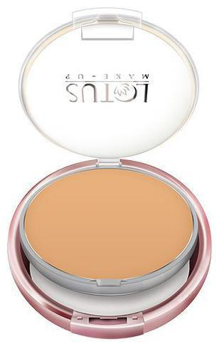 Lotus Makeup Ecostay Insta-Blend 5 In 1 Creme Compact SPF 20 10 gm