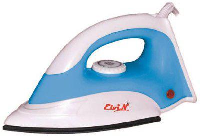Elvin Dolphin 750 watt Dry Iron (Blue)