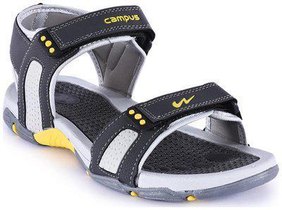 Campus Men Grey Casual Shoes
