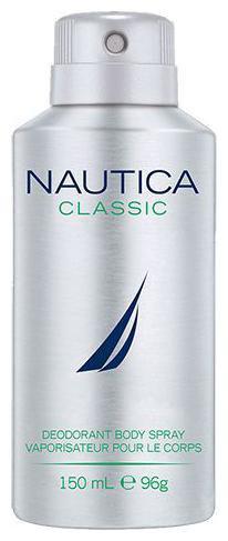 Nautica Classic Man Deodorant Spray 150 ml