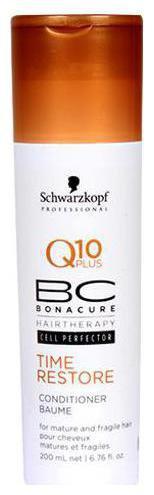 Schwarzkopf Professional Bonacure Q 10 plus Time Restore Conditioner 200 ml