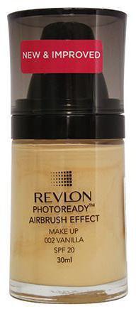 Revlon Photo Ready Air Brush Effect Make Up SPF 20 - Vanilla 30 ml