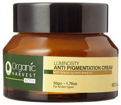 Organic Harvest Luminosity - Anti Pigmentation Cream 50 g