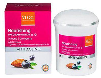 Vlcc Anti Aging Nourishing Day Cream Spf 25 50 g