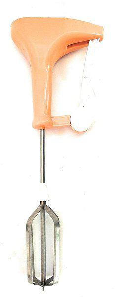 CHG Free Power Hand Free Blender for Egg & Cream Beater /-Kitchen Kitchen/Egg Beater Power Hand Free Mixer/Milkshake (Orange)