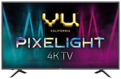 VU Smart 108 cm (43 inch) 4K (Ultra HD) LED TV - 43-UH