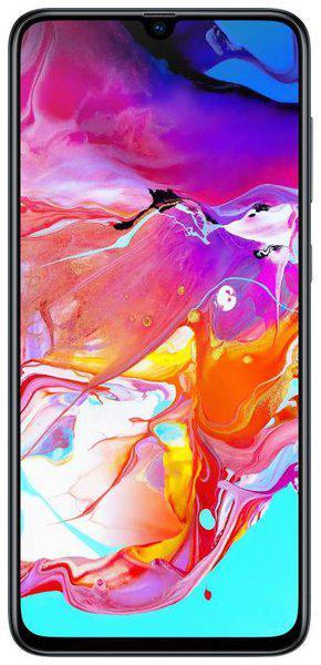 Samsung Galaxy A70 6 GB 128 GB (Black)