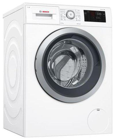 Bosch 8 Kg Fully automatic front load Washing machine - WAT28660IN , White