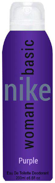 Nike Basic Purple Deodrant For Women - 200ml