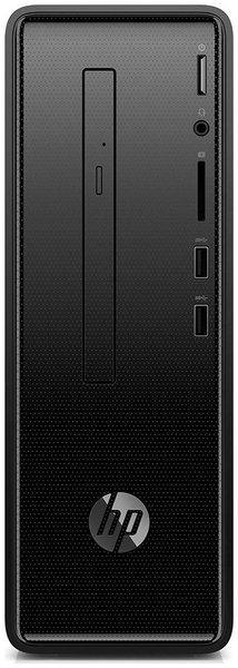 HP 290-p0011il (Pentium Dual Core/4 GB RAM/1 TB HDD/DOS) Tower Desktop PC (Black)