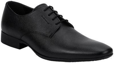 Red Tape Men's Black Formal Shoes - 7 Uk/india (41 Eu)(rtr2441-7)