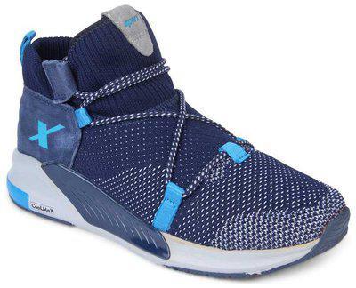Sparx Men Men Running Running Shoes ( Navy Blue )