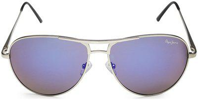 Pepe Jeans Anti glare lens Round Frame Sunglasses for Men - 1